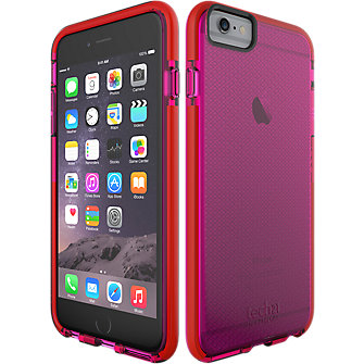 Tech21 Impactology Classic Check for iPhone 6 Plus - Pink
