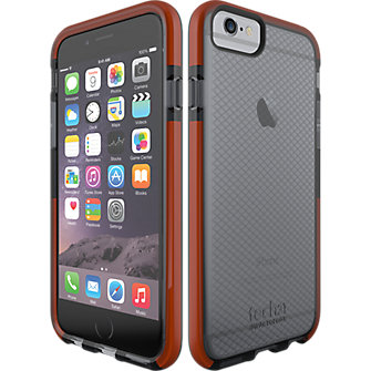Tech21 Impactology Classic Check for iPhone 6 - Smokey