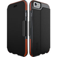 Tech21 Impactology Classic Frame Wallet for iPhone 6 - Black