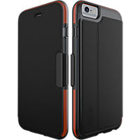 Tech21 Impactology Classic Frame Wallet for iPhone 6 Plus - Black