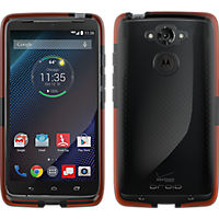 Tech21 Impactology Classic Mesh for Droid Turbo - Smokey