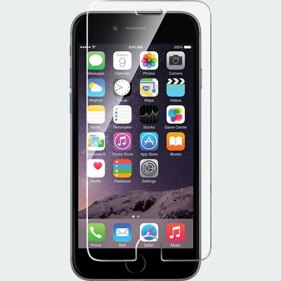 tempered glass screen protector for iphone 6 verizon. Black Bedroom Furniture Sets. Home Design Ideas