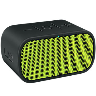 Logitech UE Mini Boom (Yellow Green Grill/Black)
