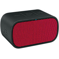 Logitech UE Mini Boom (Red Grill/Black)