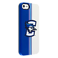 Uncommon Creighton University Vertical Stripe Deflector Case for iPhone 5/5s