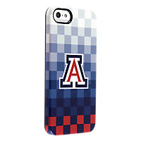 Uncommon University of Arizona Pixel Stripe Deflector Case for iPhone 5/5s