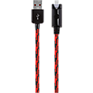 Braided Charge and Sync Cable for micro USB