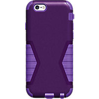 Rugged Case for iPhone 6 Plus - Purple