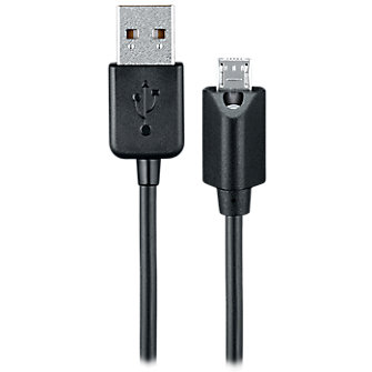 Verizon Micro USB Data Cable with Capacitive Touch LED - 12 inch