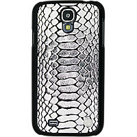 Viva - Snake Skin Case for Samsung Galaxy S 4 - Silver - By Jennifer Lopez