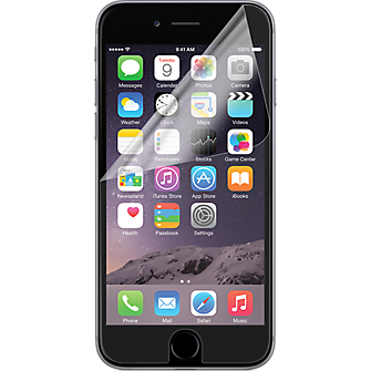 Anti-Scratch Screen Protectors for iPhone 6/6s