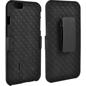Shell/Holster Combo for iPhone 6