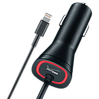 Vehicle Charger for Apple Lightning