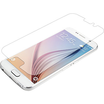 ZAGG InvisibleShield Glass for Samsung Galaxy S 6