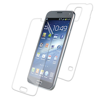 ZAGG InvisiSHIELD DRY (Full Body) - Front/Back for Galaxy S 5