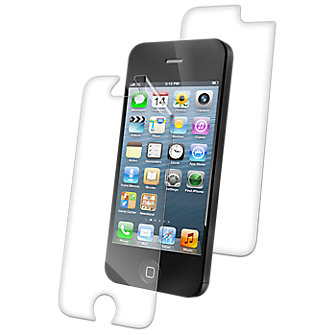 ZAGG InvisiSHIELD for Apple iPhone 5 - Front/Back
