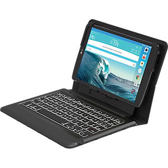 ZAGG Slim Folio Bluetooth Keyboard for LG G Pad X8.3
