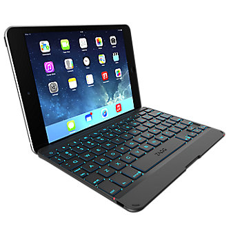 ZAGGkeys Cover for iPad mini with Retina Display
