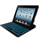 Zaggkeys PROfolio + Backlit Bluetooth Keyboard for Apple iPad
